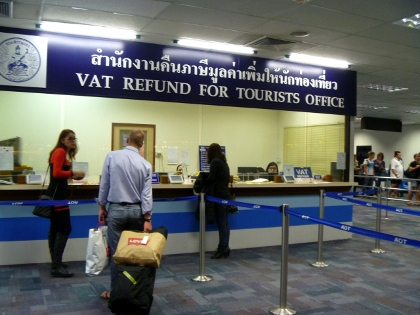 VAT Refund for Tourists Office