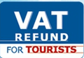 vat refund sign
