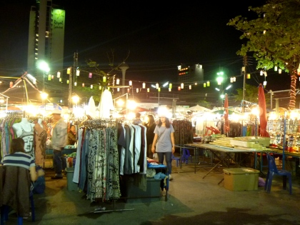 Night Bazaar