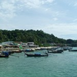 Phuket to Koh Phi Phi By Boat