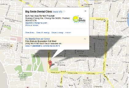 big smile dental clinic location