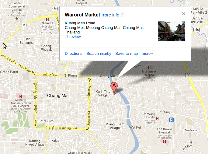 warorot market location