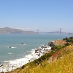 Hiking Through Golden Gate Park To Lands End in San Francisco