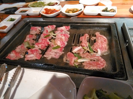 Oo-Kook Korean Barbecue